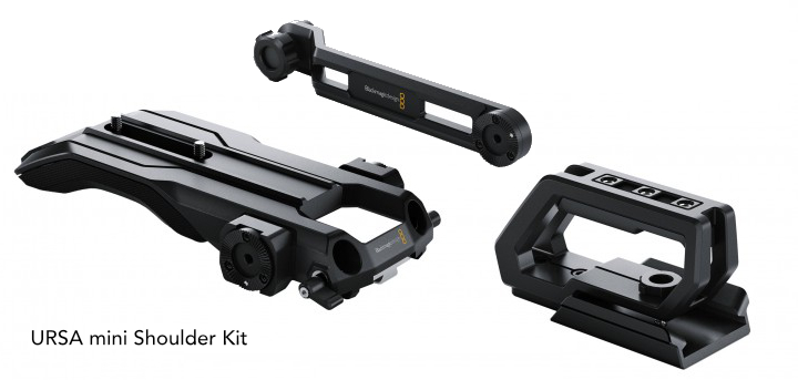 URSA mini Shoulder Kit